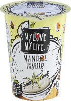 "Joghurtalternative ""Mandel Vanille"""