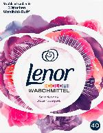 Lenor Colorwaschmittel Pulver Blütenbouquet