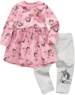 Newborn Kleid mit Leggings im Set