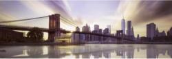 Keilrahmenbild 50x150cm New York
