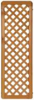 Zaunserie  Mainau, Zwischenstück/Rankgitter, 60x180 cm, Douglasie, kirschbaumfarben lasiert