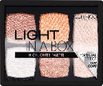 Catrice Rouge Light In A Box Highlighter Palette multicolour 010