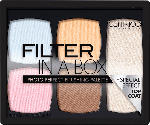 Catrice Puder  Filter In A Box Photo Perfect Finishing Palette multicolour 010