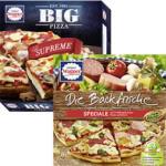 Wagner Die Backfrische Speciale 360 g oder Big Pizza Supreme 410 g gefroren, jede Packung und weitere Sorten