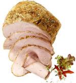 Schweinebraten oder Krustenbraten stets frisch gegart,   je 100 g