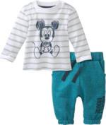 Mickey Mouse Langarmshirt mit Jogginghose