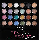 NYX PROFESSIONAL MAKEUP Palette Set Makeup Beauty On The Go