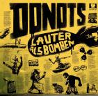 Rock & Pop CDs - Donots - Lauter als Bomben (Limitierte Deluxe Edition mit CD + Live DVD im Digipak) [CD + DVD Video]
