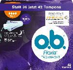 o.b. Tampons Flexia Super
