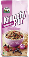 Barnhouse Krunchy Pur Waldbeere 750g Packung