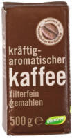 Dennree Röstkaffee gem. 500g Packung