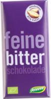 Dennree Feine Bitter Schokolade 85%