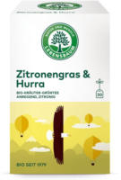 """Tee """"Zitronengras & Hurra"""""""