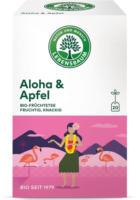 "Tee ""Aloha & Apfel"""