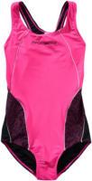 Mädchen Badeanzug im sportlichen Design