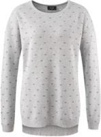 Damen Pullover mit glitzernden Punkten