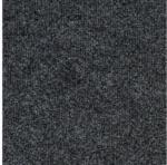 """Teppichfliese """"Prima"""", Anthrazit, ca. 50 x 50 cm"""