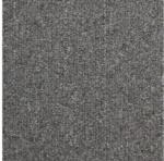 """Teppichfliese """"Diva"""", Schwarz, ca. 50 x 50 cm"""