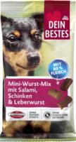 Dein Bestes Snack für Hunde, Mini-Wurst-Mix