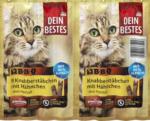 Dein Bestes Snack für Katzen, Knabber-Stäbchen BBQ mit Hähnchen