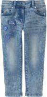 Mädchen Jeans mit Aufnäher