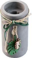 Teelichthalter aus Zement