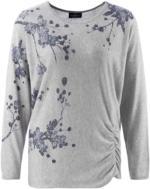 Damen Pullover mit Fledermausärmeln