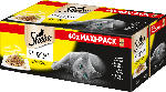 Sheba Nassfutter für Katzen, Delikatesse in Gelee, Geflügel Variation, Multipack, 40x85g