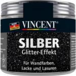 Vincent Glitter silber