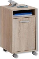 ROLLER Rollcontainer, Bürocontainer Laurenz 2 - Sonoma Eiche