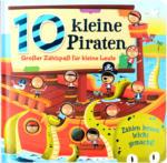 10 kleine Piraten Buch