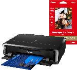CANON PIXMA iP7250 + PP-201 Fotopapier Tintenstrahldruck mit FINE Druckköpfen Tintenstrahldrucker WLAN Netzwerkfähig