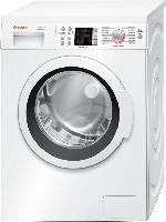 Frontlader - BOSCH WAQ28422 Waschmaschine (7 kg, 1400 U/Min., A+++)