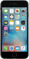 Smartphones - APPLE iPhone 6 32 GB Spacegrau