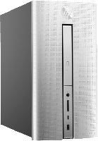 PCs - HP 570-p513ng Desktop PC (Intel® i5-7400, 3 GHz, 1 TB )