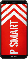 Smartphones - HUAWEI P smart  32 GB Schwarz Dual SIM