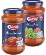 Barilla Pasta-Sauce Klassik versch. Sorten, jedes 400-g-Glas