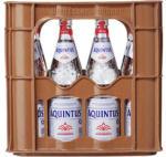 Aquintus Mineralwasser 12 x 0,7 Liter, jeder Kasten