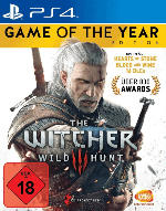 USB-Sticks - The Witcher 3 - Wild Hunt (Game of the Year Edition) [PlayStation 4]