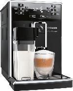 Kaffeevollautomaten - SAECO HD8925/01 Pico Baristo Kaffeevollautomat Schwarz (Keramikmahlwerk, 1.8 l Wassertank)