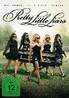 TV-Serien - Pretty Little Liars - Die komplette 6. Staffel [DVD]