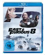 Abenteuer- & Actionfilme - Fast & Furious 8 [Blu-ray]