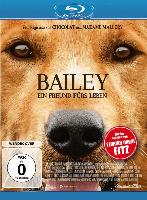 Komödien - Bailey - Ein Freund fürs Leben [Blu-ray]