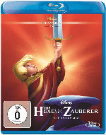 Animations- & Kinderfilme - Die Hexe und der Zauberer (Disney Classics) [Blu-ray]