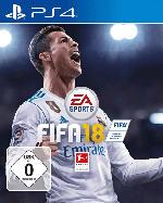 PlayStation 4 Spiele - FIFA 18 - Standard Edition [PlayStation 4]