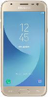 Smartphones - SAMSUNG Galaxy J3 (2017) Duos 16 GB Gold Dual SIM