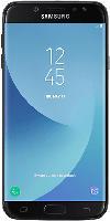 Smartphones - SAMSUNG Galaxy J7 (2017) Duos 16 GB Schwarz Dual SIM