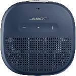 Bluetooth Docking-Stations - BOSE SoundLink Micro  Dunkelblau Bluetooth Lautsprecher