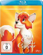 Animations- & Kinderfilme - Cap und Capper (Disney Classics)  [Blu-ray]