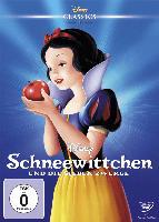 Disney Filme - Schneewittchen und die sieben Zwerge (Disney Classics)  [DVD]